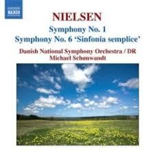 Symphonies Nos 1 & 6 - Michael Schønwandt