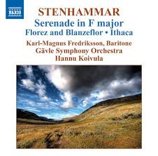Serenade in F major / Florez and Blanzeflor / Ithaca / Sången / Prélude and Bourrée - Gävle Symphony Orchestra
