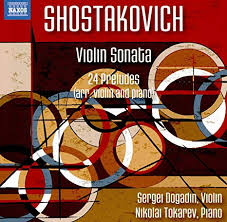 Violin Sonata; 24 Preludes