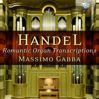 ROMANTIC ORGAN TRANSCRIPTIONS