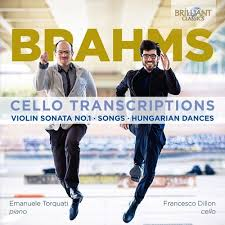 Cello Transcriptions  - Francesco Dillon & Emanuele Torquati
