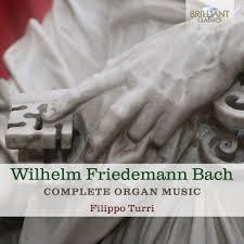 Complete Organ Music - Filippo Turri