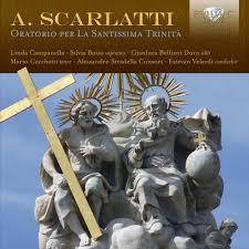 Oratorio per La Santissima Trinità - Estevan Velardi