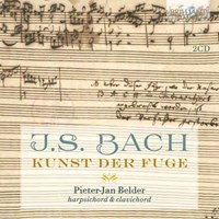Bach, J S - Kunst der Fuge (2CD)