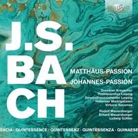 Matthäus Passion + Johannes Passion (5 CD)