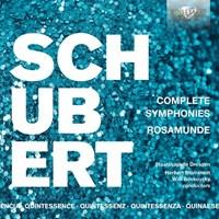 Complete Symphonies + Rosamunde (5 CD)