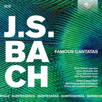 Famous Canatas (5 CD)