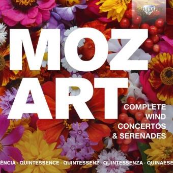 Complete Wind Concertos & Serenades