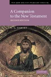 Companion to the New Testament: Second Edition