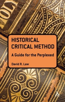 The Historical - Critical Method