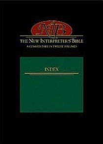 New Interpreter's Bible Index