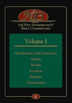 New Interpreter's Bible Volume I: General & Old Testament Articles, Genesis, Exodus, Leviticus