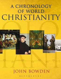 Chronology of World Christianity