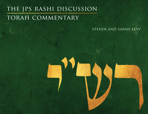 The JPS Rashi Discussion Torah Commentary