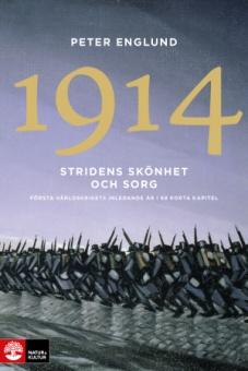 1914 - stridens skönhet och sorg: Första världskrigets inledande år i 68 korta kapitel