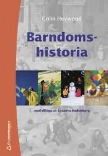 Barndomshistoria (med tillägg av Susanna Hedenborg)