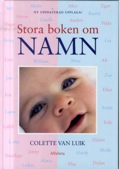 Stora boken om namn - Ny uppdaterad upplaga