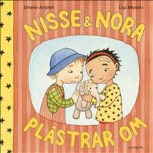 Nisse + Nora plåstrar om