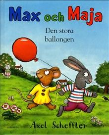 Max och Maja: Den stora ballongen