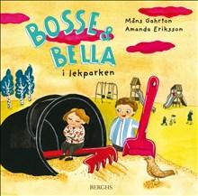 Bosse och Bella i lekparken