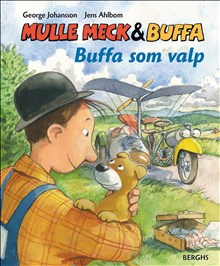 Mulle Meck & Buffa: Buffa som valp
