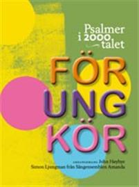 Psalmer i 2000-talet för ung kör