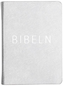 Bibel, konfirmand, silver