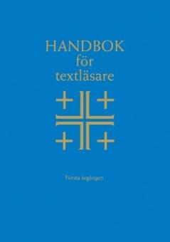 Handbok för textläsare: Första årgången