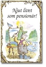 Njut livet som pensionär!