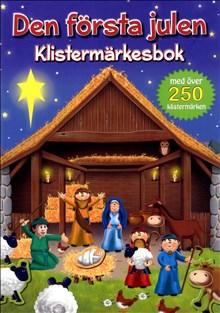 Den första julen - med över 250 klistermärken