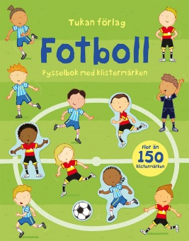 Fotboll - fler än 150 klistermärken