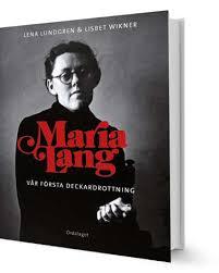 Maria Lang: Vår första deckardrottning
