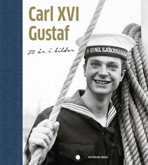 Carl XVI Gustaf: 70 år i bilder