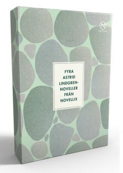 Presentask med fyra noveller av Astrid Lindgren