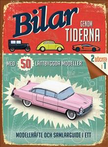 Bilar genom tiderna med 50 lättbyggda modeller