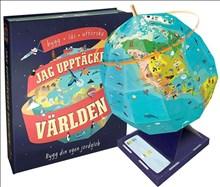 Jag upptäcker världen: Bygg, läs, utforska