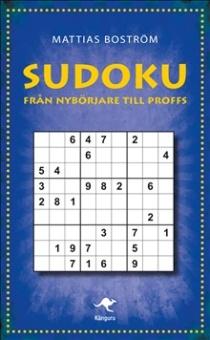 Sudoku: från nybörjare till proffs