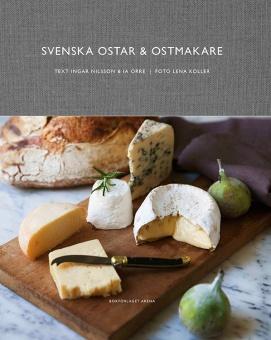 Svenska ostar och ostmakare