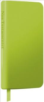 Folkbibeln, Nya testamentet, fickformat, limegrön