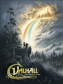 Valhall: den samlade sagan 1