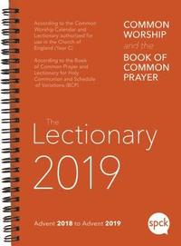 Common Worship Lectionary 2019 Spiral Bound
