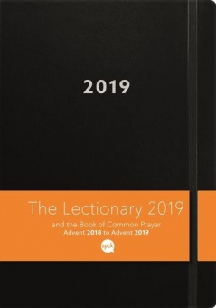 Common Worship Lectionary 2019 Cased With Elastic