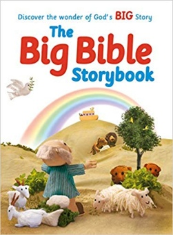 The Big Bible Storybook Refreshed and Updated Edition Containing 188 Best-Loved Bible Stories To Enjoy Together