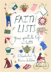 Faith Lists: Your Spiritual Life in Lists