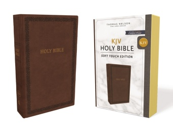 Holy Bible, Soft Touch Edition - KJV