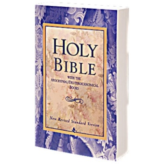Holy Bible with Deuterocanonical Books - NRSV