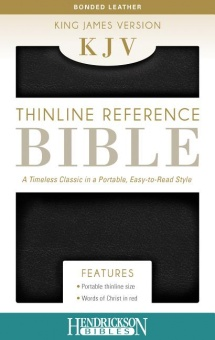 Thinline Reference Bible - KJV