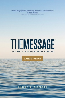 The Message Outreach Edition - large print