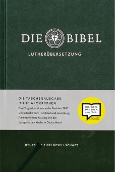 Die Bibel Lutherübersetzung 2017