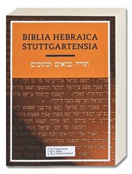 Biblia Hebraica Stuttgartensia - häftad
